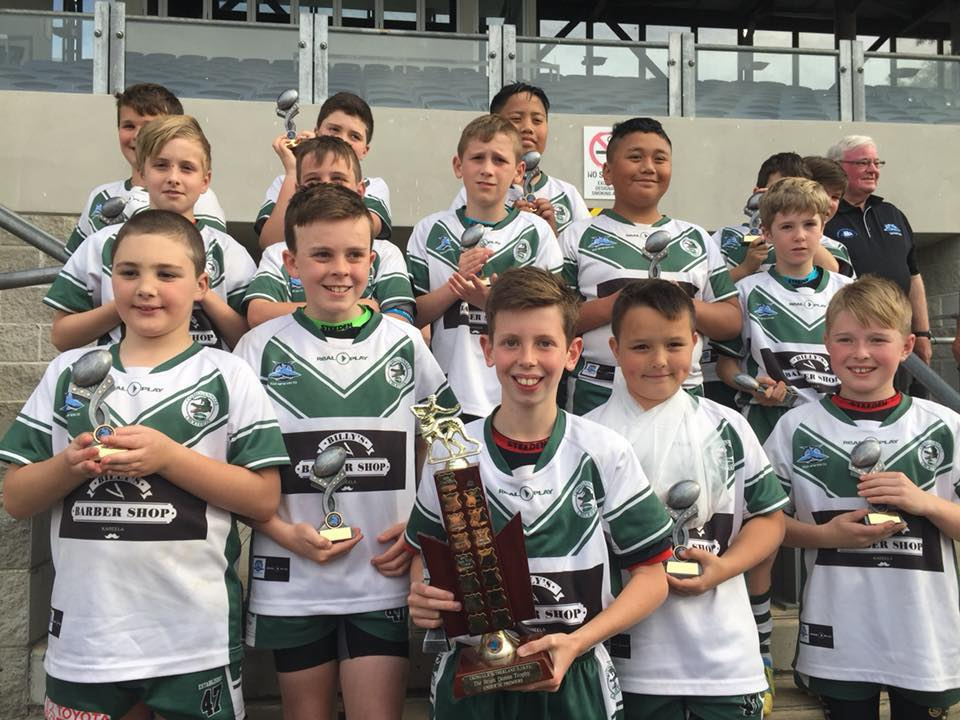 U11C Boys Rugby League