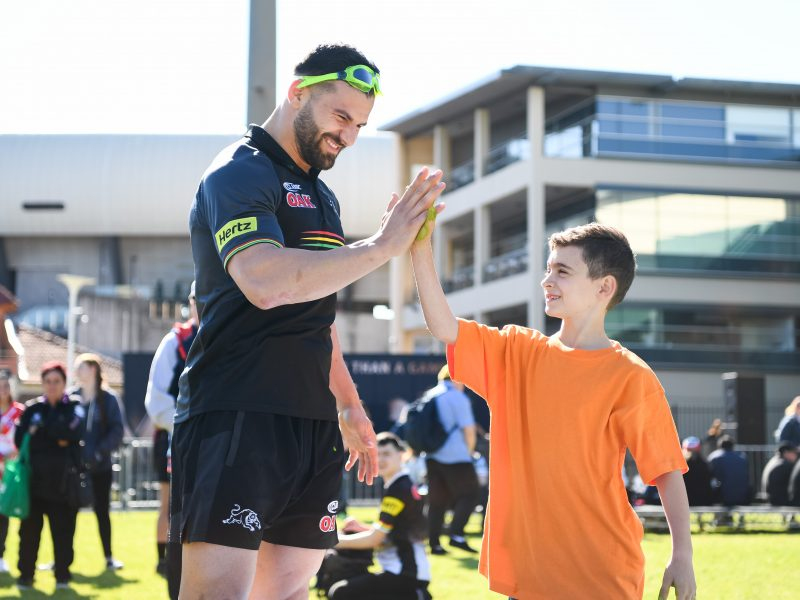 Como Crocs Player Ryder wins NickRL Challenge with Josh Mansour