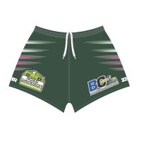Como Crocs Girls Tag Playing Shorts