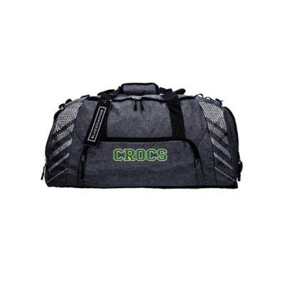 Como Crocs Shoulder Bag - Green