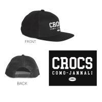Como Crocs trucker cap